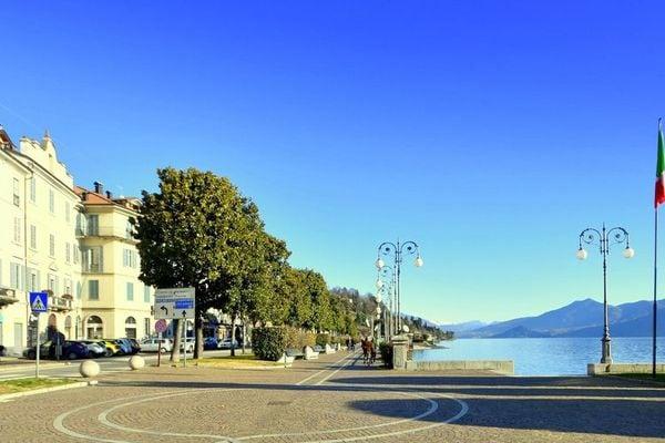 Vakantie accommodatie Intra Italiaanse meren,Lago Maggiore,Noord-Italië,Piemonte 4 personen
