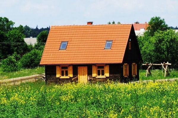 Mazurska village