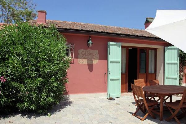 Vakantie accommodatie Grosseto Toscane,Toscaanse Kust 4 personen
