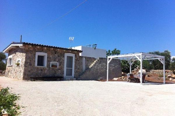 Vakantie accommodatie Puglia Italië 3 personen
