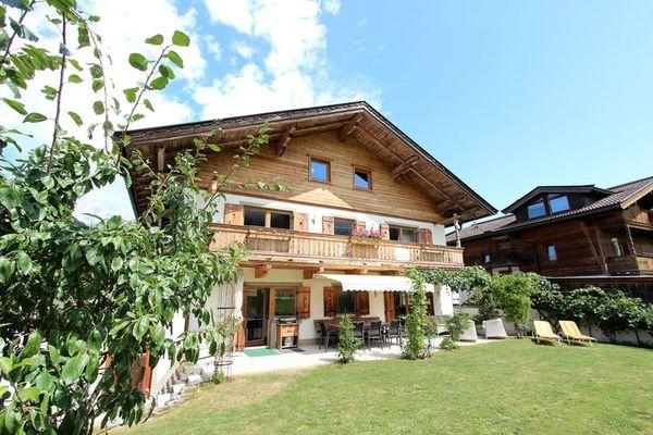 Appartement Ellmau - Chalet Kaiserliebe II