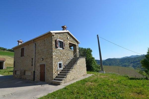 Vakantie accommodatie Modigliana Emilia-Romagna,Noord-Italië 2 personen