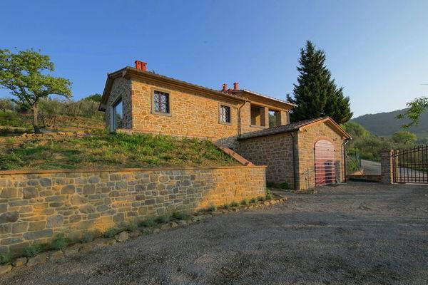 Vakantie accommodatie Mammi Toscane 4 personen