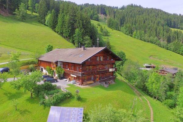 Bekijk informatie over Brixentalblick - Appartement in Westendorf