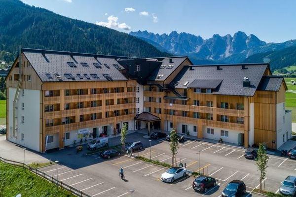 Vakantie accommodatie Oberösterreich Oostenrijk 12 personen