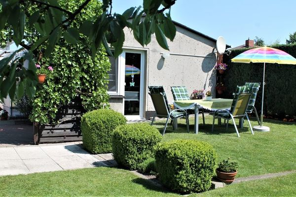 Im Grünen 1 mit Garten im Klützer Winkel