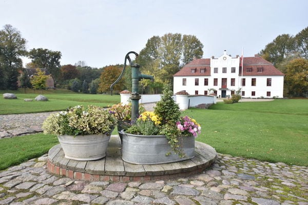 Beletage bei Gerdshagen