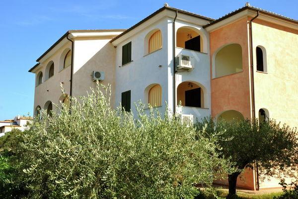 Vakantie accommodatie Orosei Sardinië 4 personen