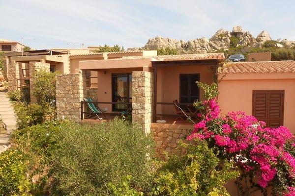 Vakantie accommodatie Sardinië Italië 5 personen