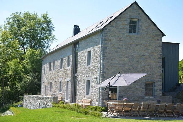 Ferienwohnungen/Ferienhäuser: 19 Großes Haus wunderschön renoviert, sehr sauber, ruhig, tolle Aussicht (max. 18 Personen)