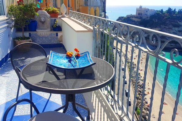 Vakantie accommodatie Calabria Italië 4 personen