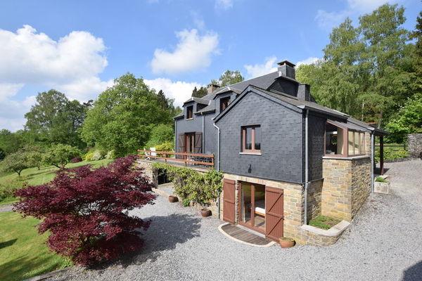 Le Chenois 12 in Belgium - a perfect villa in Belgium?