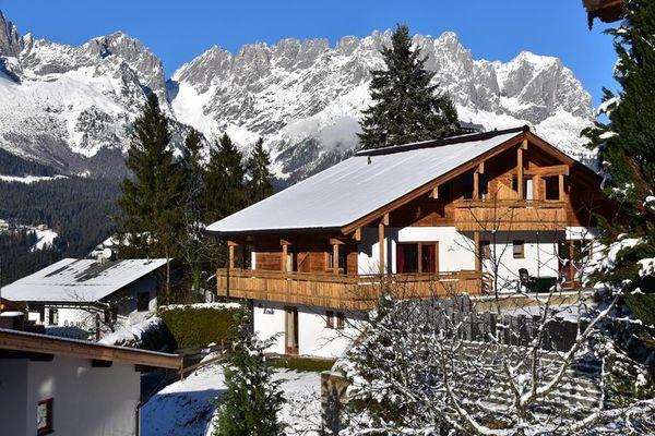 Ellmau Apartment VI in Austria - a perfect villa in Austria?