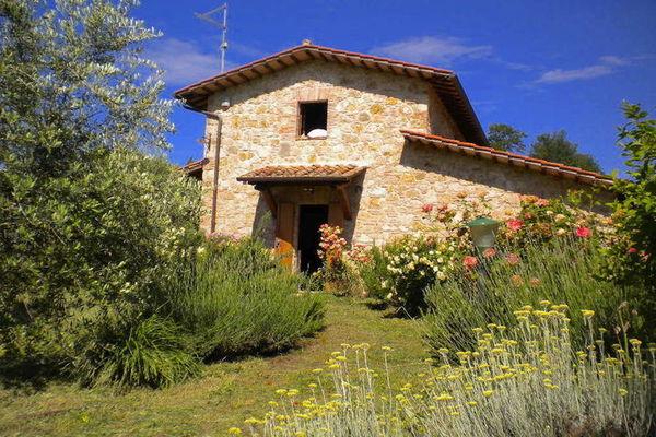 Vakantie accommodatie Umbrië Italië 8 personen