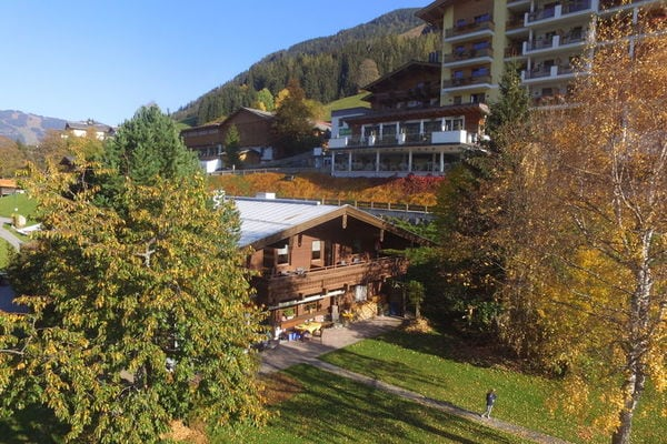 Appartement Saalbach Hinterglemm - im Thurm