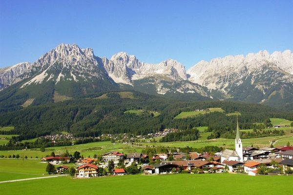 Chalet Ellmau - Bergkaiser
