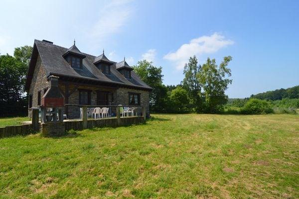 Domaine du Pichoux in Belgium - a perfect villa in Belgium?