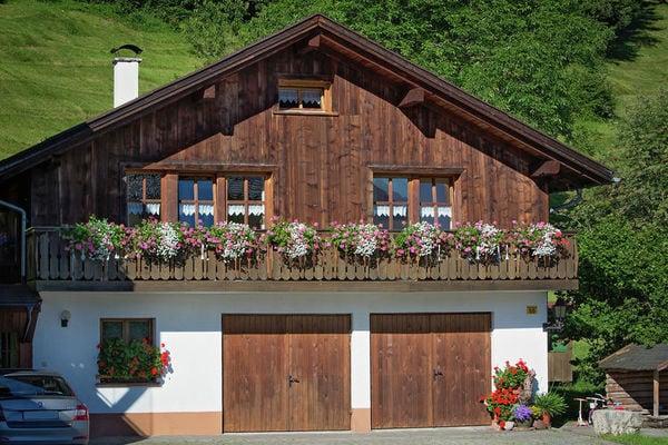 Vakantie accommodatie Vorarlberg Oostenrijk 8 personen