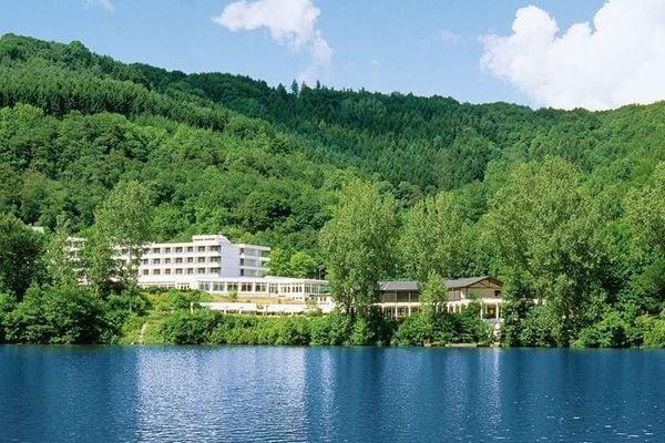 Dorint Seehotel & Resort Bitburg Sudeifel Biersdorf am See Eifel Germany