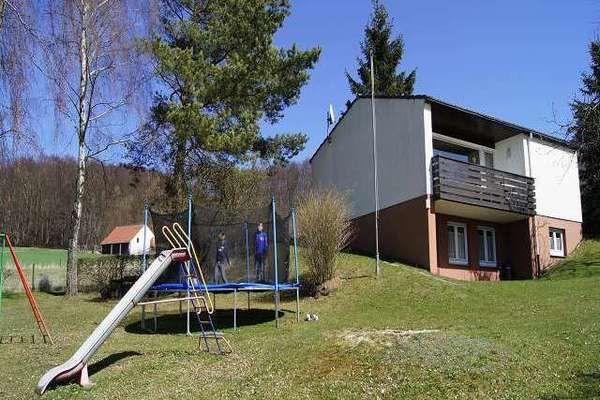 Ferienhaus Weitblick (255001), Ottrau, Nordhessen, Hessen, Deutschland, Bild 1