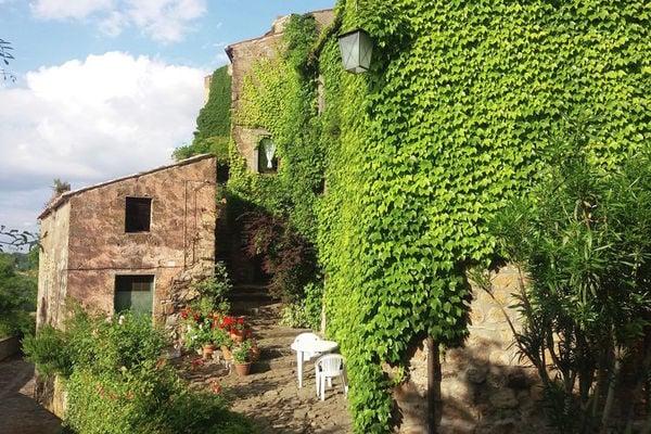 Vakantie accommodatie Celleno Rome / Lazio 4 personen