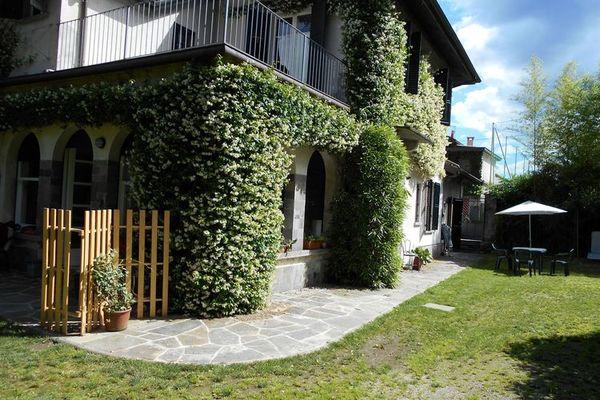 Vakantie accommodatie Lesa Italiaanse meren,Lago Maggiore,Noord-Italië,Piemonte 6 personen
