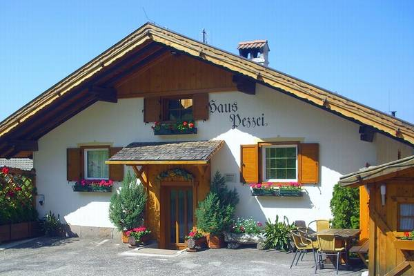 Comfortabel chalet in Bressanone in een bosrijk gebied - Boerderijvakanties.nl