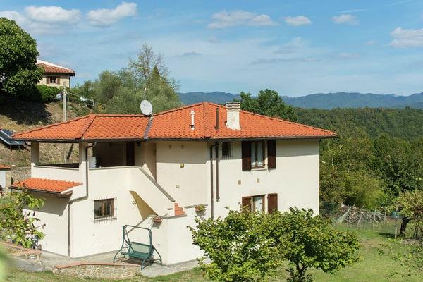 Vakantie accommodatie Vicchio Noord-Italië,Toscane,Florence en omgeving 5 personen