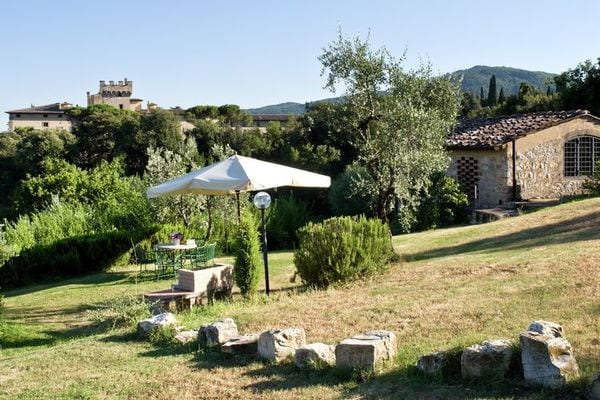 Vakantie accommodatie Rignano sull'Arno Toscane,Florence en omgeving 4 personen