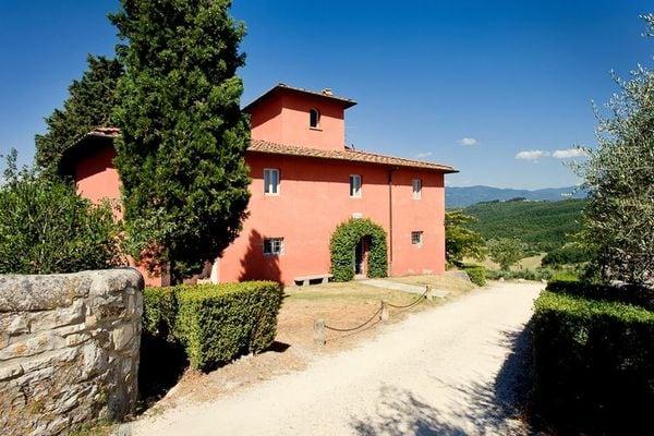 Vakantie accommodatie Rignano sull'Arno Toscane,Florence en omgeving 6 personen