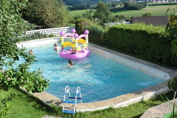 Ferienwohnung Charmantes Appartement mit eigenem Pool im Sauerland (152539), Attendorn, Sauerland, Nordrhein-Westfalen, Deutschland, Bild 12