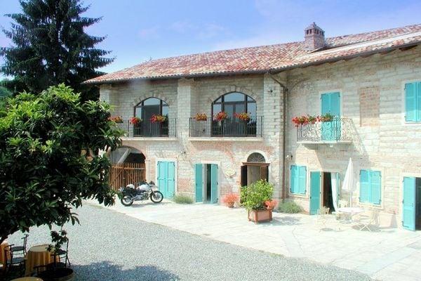 Vakantie accommodatie Camino Noord-Italië,Piemonte 2 personen