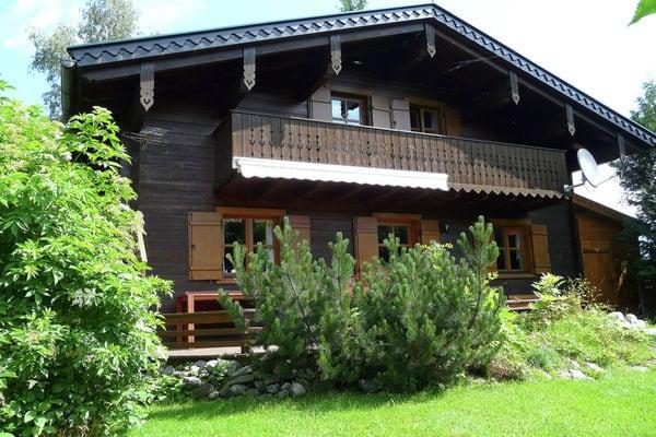 Chalet Maishofen - Chalet Lahntal