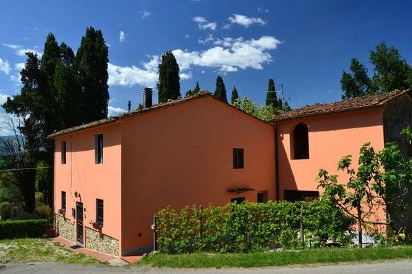 Vakantie accommodatie Pistoia Noord-Italië,Toscane 8 personen