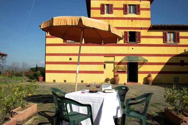 Vakantie accommodatie Pian di Scò Toscane,Florence en omgeving 4 personen