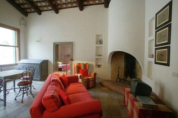 Ferienhaus Wunderschönes Schloss in Monselice mit Hallenbad (261622), Monselice, Padua, Venetien, Italien, Bild 8