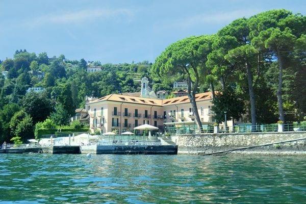 Vakantie accommodatie Meina Italiaanse meren,Lago Maggiore,Noord-Italië,Piemonte 4 personen