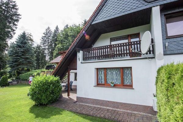 Ferienhaus im Thüringer Wald