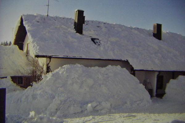 Ferienhaus Charmantes Ferienhaus in Neureichenau, 8 km vom Skigebiet (299905), Neureichenau, Bayerischer Wald, Bayern, Deutschland, Bild 15
