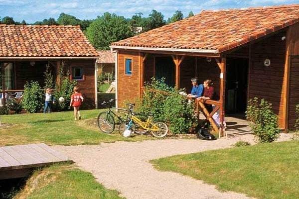 Ferienhaus Residence Natura Resort Pescalis (310502), Moncoutant, Deux-Sèvres, Poitou-Charentes, Frankreich, Bild 2