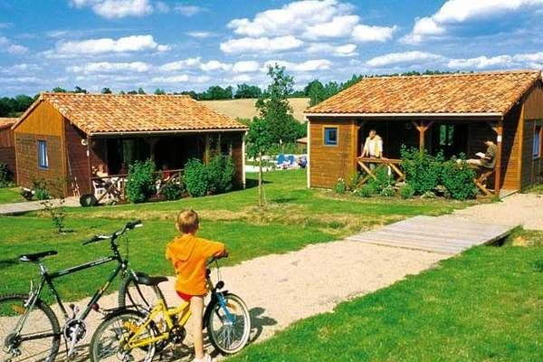 Ferienhaus Residence Natura Resort Pescalis (310502), Moncoutant, Deux-Sèvres, Poitou-Charentes, Frankreich, Bild 3