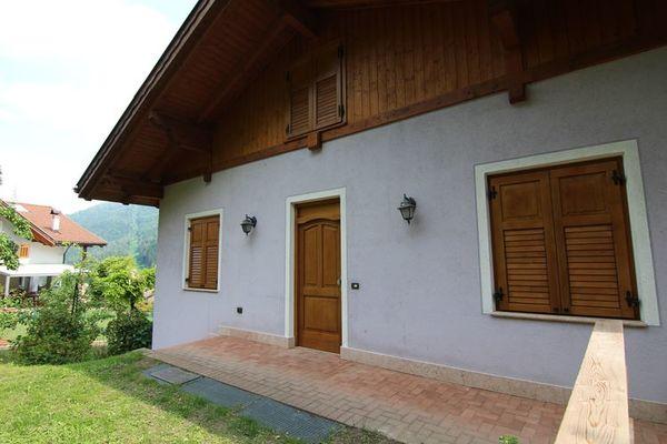 Vakantie accommodatie Caldes Trentino-Zuid-Tirol,Noord-Italië 6 personen