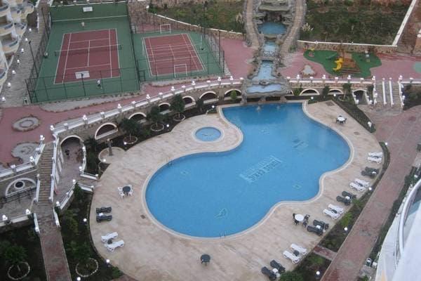 Paradise Hill Resort