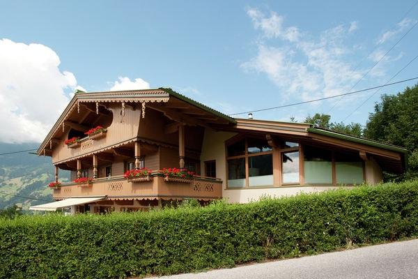 Bekijk informatie over Haus Kroell -  appartement inZell am Ziller