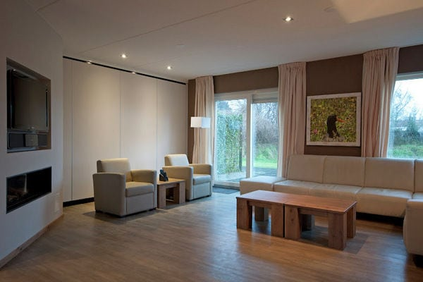 Holland | Wad Islands | Holiday home De Krim Texel - Schapen in de Wei 20 pers | all year | LivingRoom