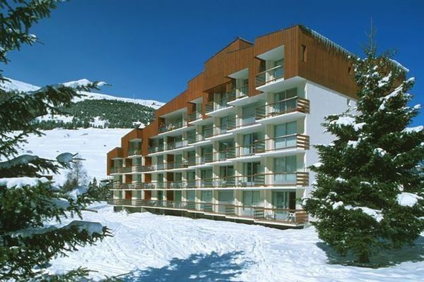 Les Residences Confort 1650 Mont-de-Lans Northern Alps France