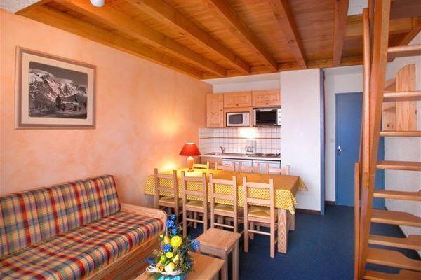 Holiday apartment Les Residences Confort 1650 1 (359261), Les deux Alpes, Ardèche-Drôme, Rhône-Alps, France, picture 5