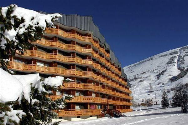 Holiday apartment Les Residences Confort 1650 1 (359261), Les deux Alpes, Ardèche-Drôme, Rhône-Alps, France, picture 4