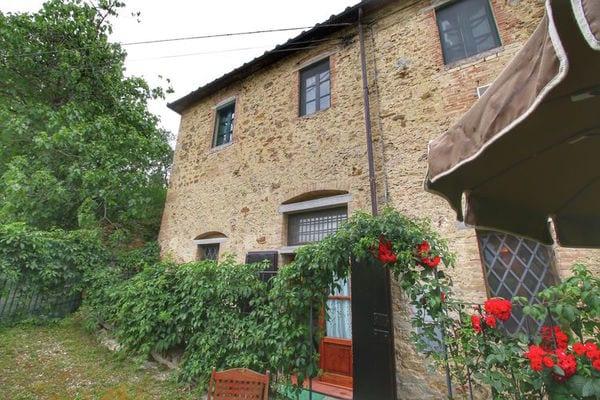Vakantie accommodatie Poggibonsi Toscane,Florence en omgeving,Siena en omgeving 2 personen