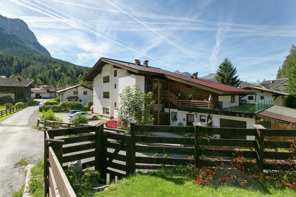 Appartement Ehrwald - Appartement Kirschbaum